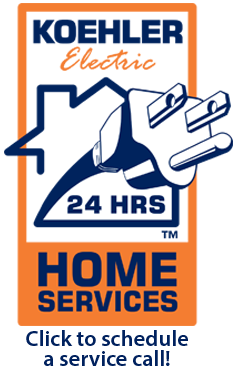Click Here for information about Koehler Electric House Calls!